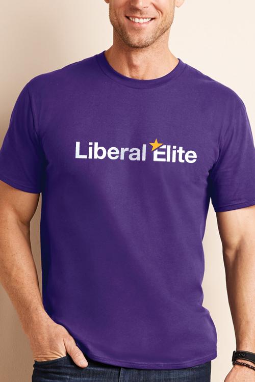 Liberal Elite Cotton T-shirt