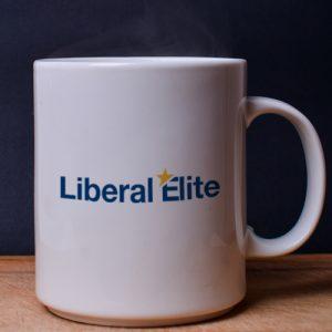 Liberal Elite Ceramic Mug
