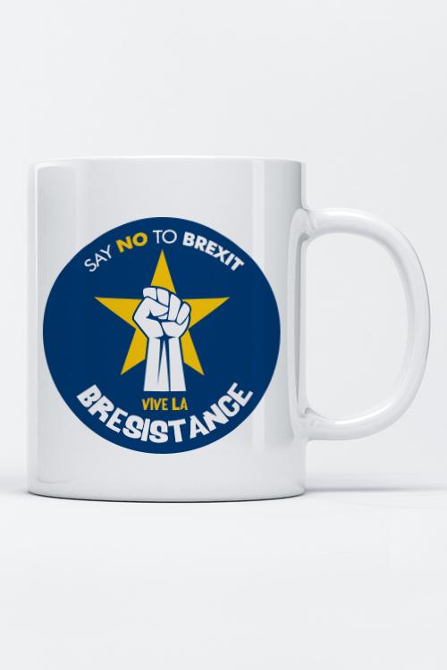 Vive La Bresistance  Ceramic Mug
