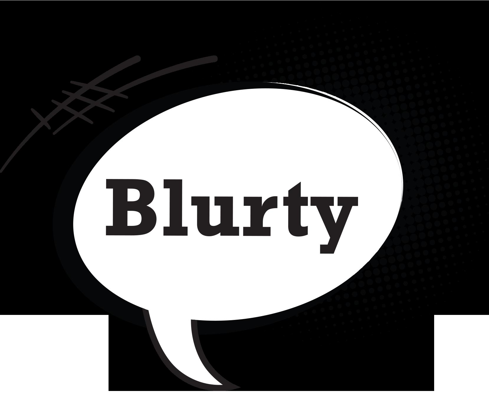 Blurty