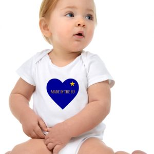 Made In The EU Baby Bodysuit