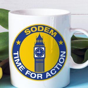 SODEM Action Mug