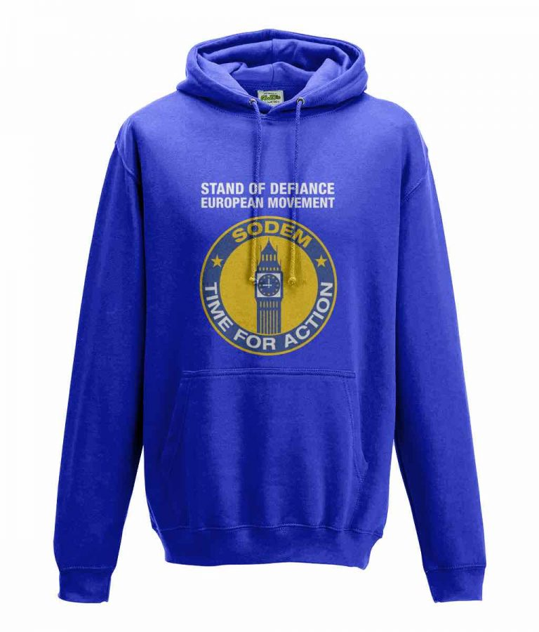 Sodem Hoodie with front logo